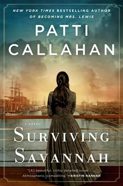 """New York Times bestselling author, Patti Callahan, shares one of Savannah's untold tales in her latest novel, """"Surviving Savannah."""" - PHOTO COURTESY OF PATTI CALLAHAN"""