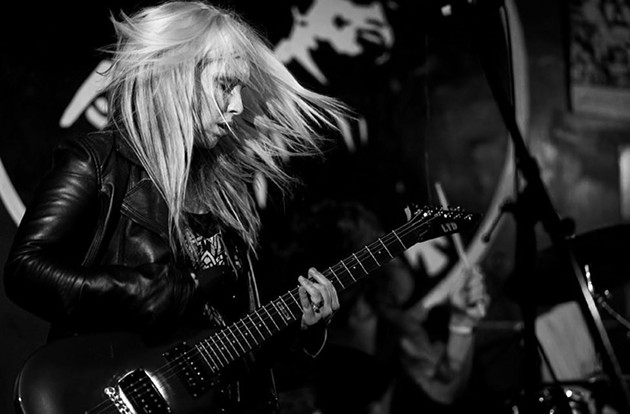 Calli Joiner of LILAKK. - PHOTO BY CSRAPHOTOGRAPHY