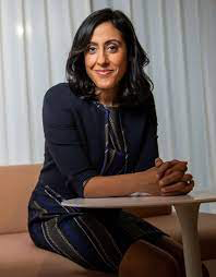 Erica Dhawan is announced as a presenter for the inaugural Southeast Georgia Leadership Forum, Sept. 12-14 at the Kehoe Iron Works at Trustees' Garden, hosted by Morris Multimedia. - PHOTO COURTESY OF MORRIS MULTIMEDIA