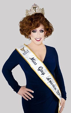 Blair Williams, Miss Gay America 2015