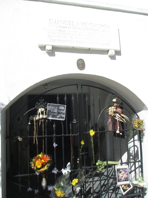 Mother Emanuel AME in Charleston
