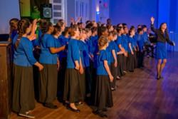 The Savannah Children's Choir
