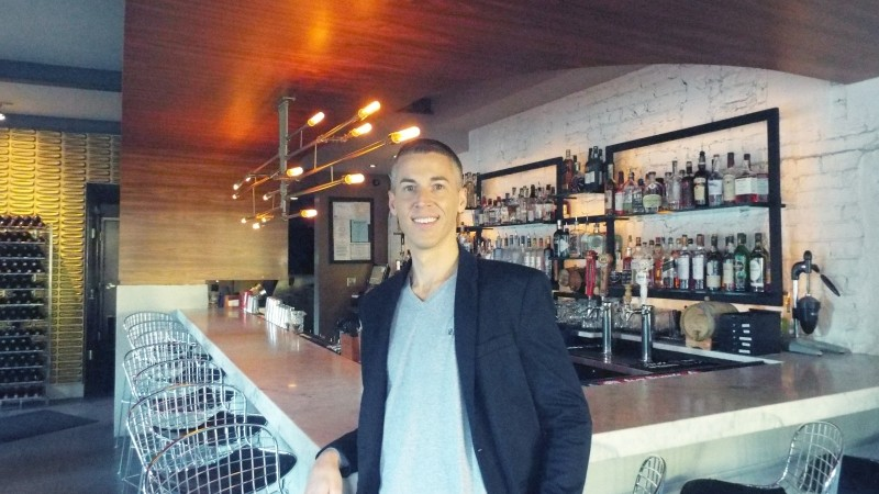 Jamie Durrence is Managing Partner of Daniel Reed Hospitality.