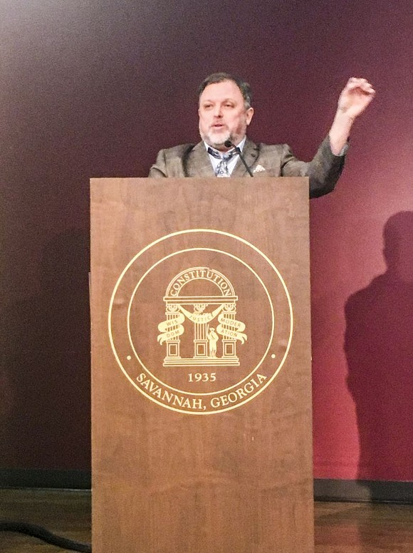 Tim Wise at Armstrong