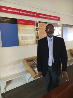 """Ulysses """"Chief"""" Bryant was one of the first brave students to integrate Savannah's public schools and will share his experiences at the Massie Heritage Center on Feb. 24."""