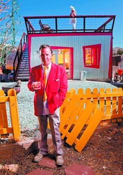 Doug Stanhope performs at Barrelhouse South this Sunday.