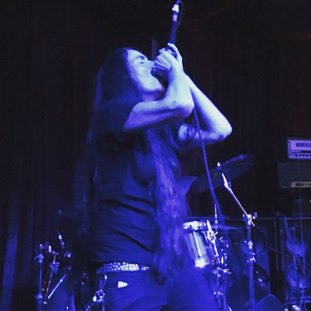Vintage Victoria: Her last local performance, the much-anticipated DAMAD reunion show at The Jinx.