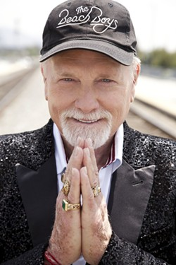 Mike Love - PHOTO BY UDO SPREITZENBARTH