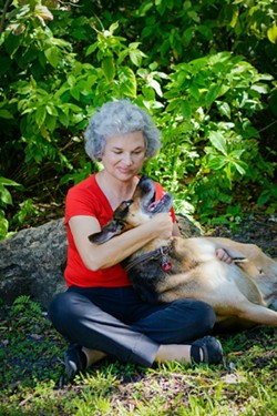 Diane Cantor and Cosmo