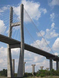 The Talmadge Bridge