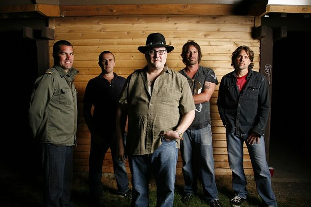 Blues Traveler performs at The Stage on Bay with Los Colognes.