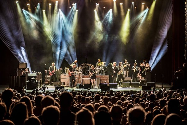Tedeschi Trucks Band returns to Savannah with an unforgettable show. - STUART LEVINE
