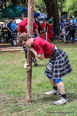 The Scottish Games feature a mix of athletic competition, music, dance, and other activities celebrating Scottish heritage. - PHOTOS BY DABROOKS OHANA PHOTOGRAPHY