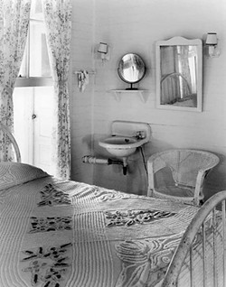 Tybee Island Bedroom, 1991.