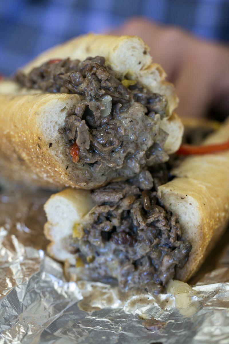 The Cheesesteak.