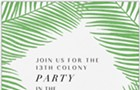 Historic Savannah Foundation's 13th Colony Garden Party
