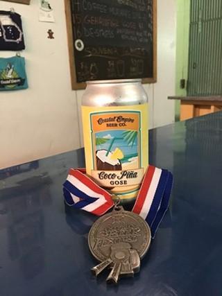 Coastal Empire wins big at Great American Beer Festival