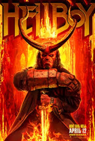 Review: Hellboy
