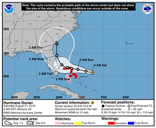 Editor's Note: Dorian's Dilemma, Or How Not To Do  A Hurricane Evacuation
