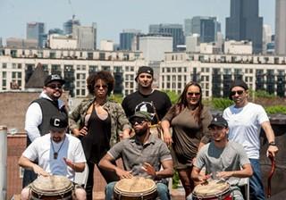 Bomba Con Buya: a celebration of Puerto Rican music