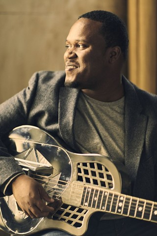 Guitar great Jontavious Willis comes to Southbound Brewing