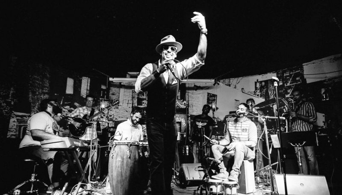 Latin People Time brings classic Salsa sound to Savannah Jazz Festival