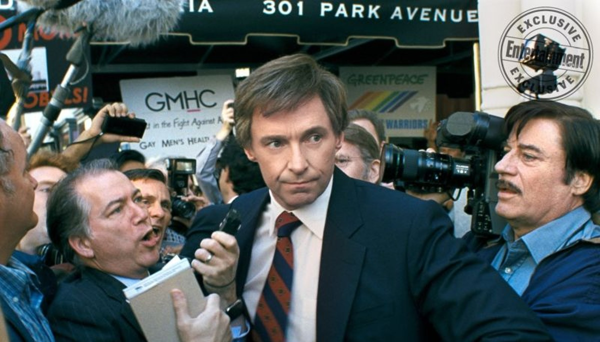 The Front Runner:  Before Bill and Monica, there was Gary and Donna