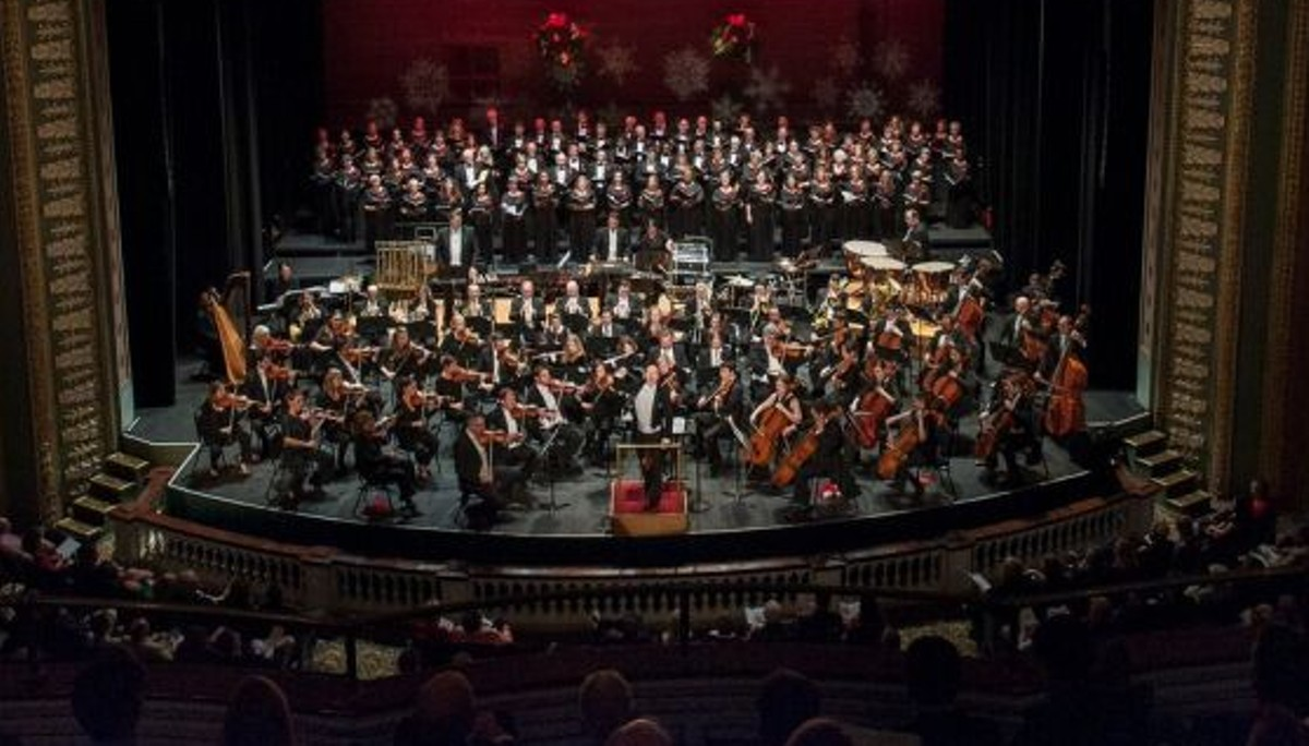 Savannah Philharmonic continues 'Holiday Pops' tradition