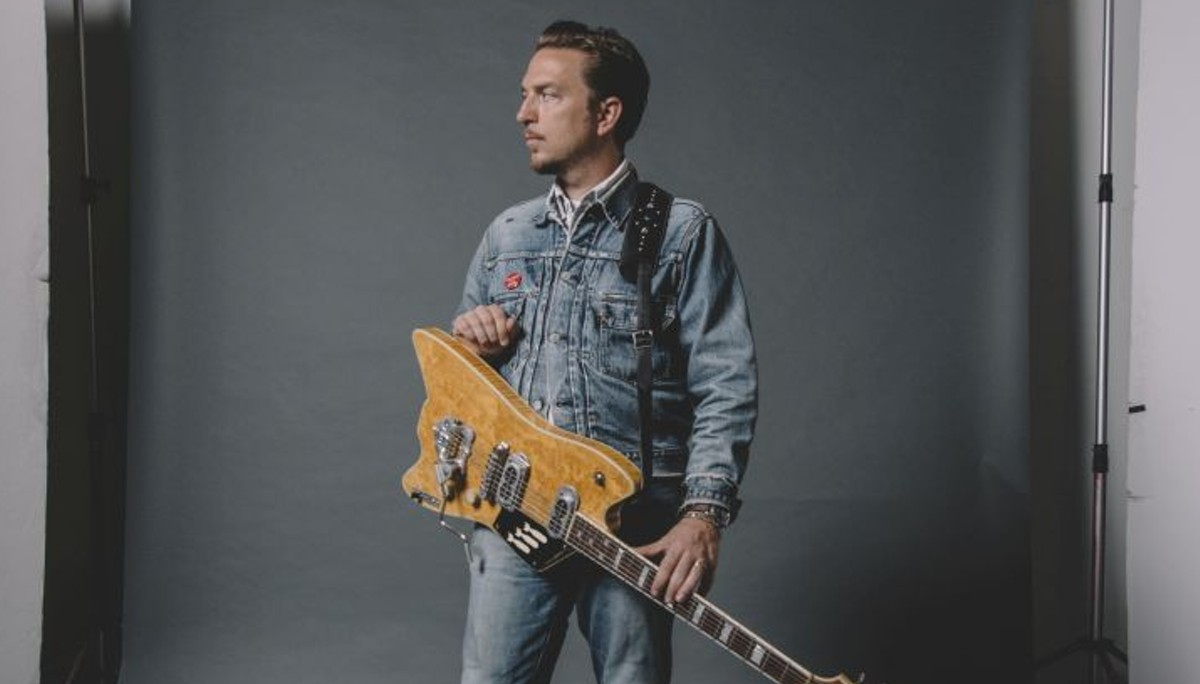 JD McPherson's  rock 'n' roll history tour