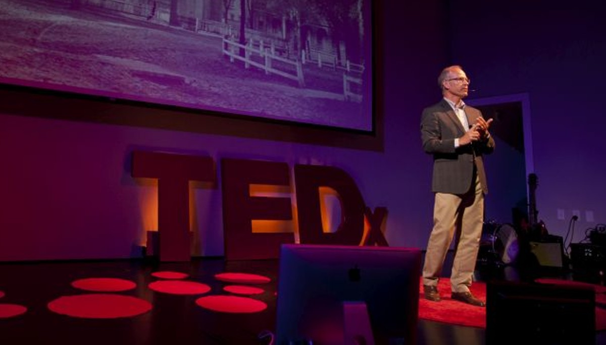 Ten years of TEDx Savannah