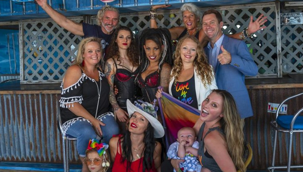 We are family: Tybee Equality Fest celebrates all weekend long