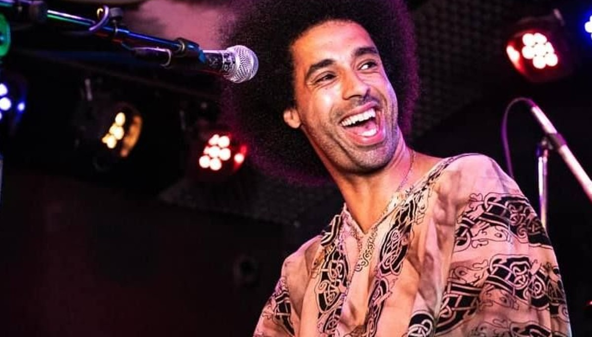 Selwyn Birchwood readies Jazz Festival performance
