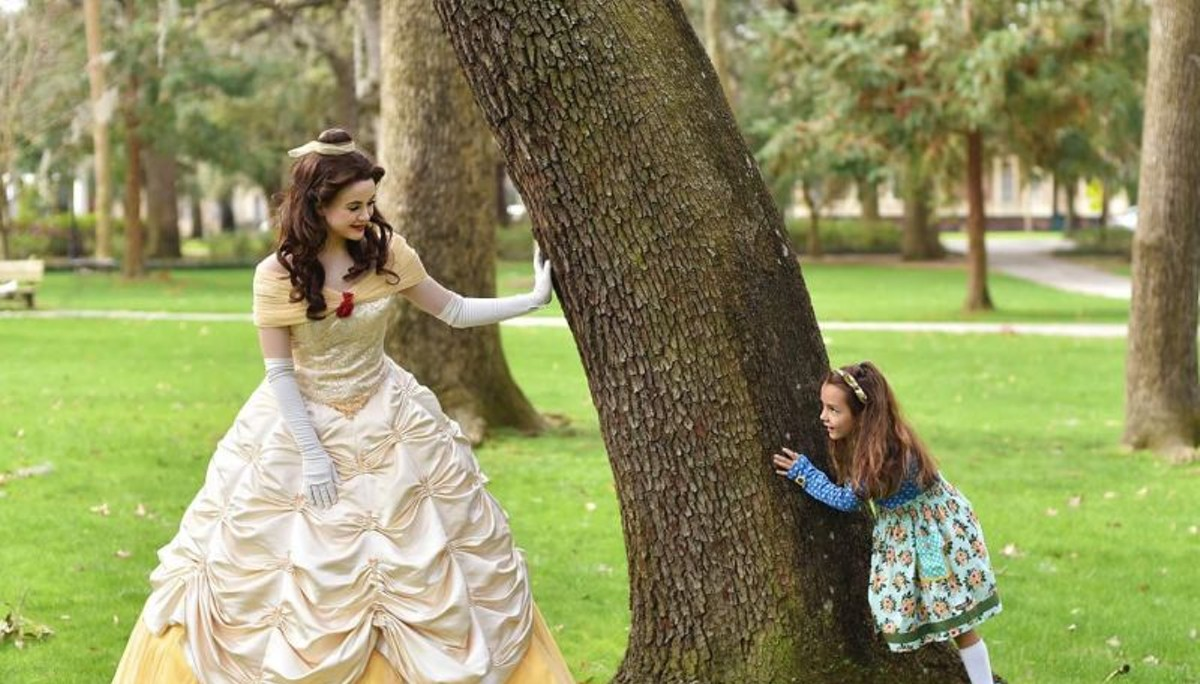 Savannah Children's Theatre's tale as old as time