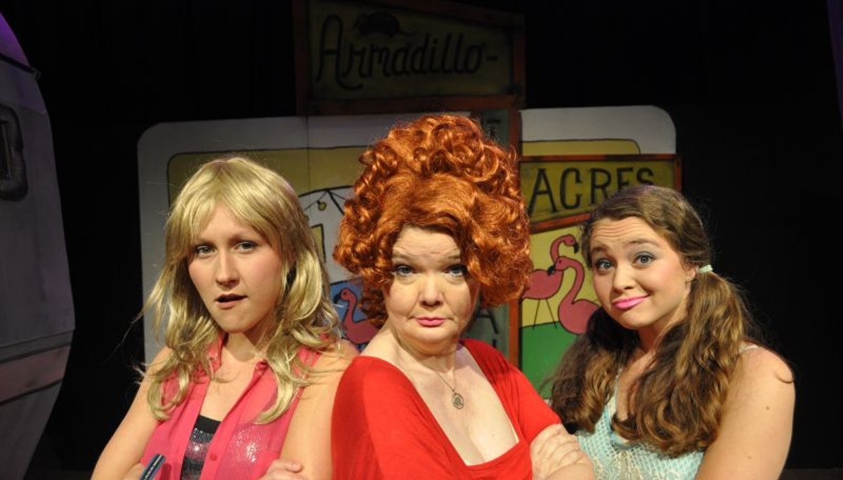 Great American Trailer Park Musical brings belly laughs to Tybee