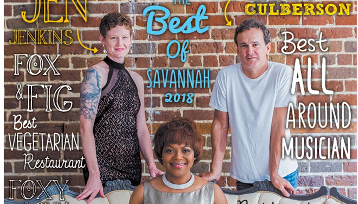 Welcome to the Best of Savannah 2018