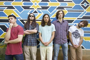 The Orange Constant brings a piece of Athens rock and roll to Savannah