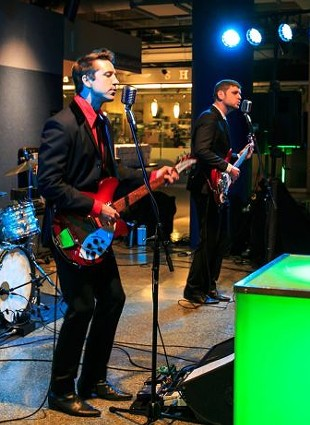 The Hypnotics gear up for Rolling Stones tribute