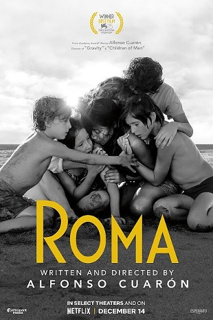 The Oscar Nominations: When in Roma…