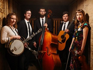 Mile Twelve ushers in a new generation of bluegrass