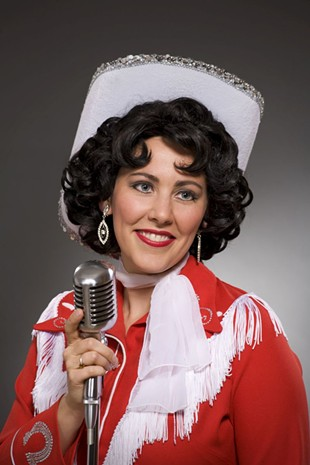 Katie Deal celebrates Patsy Cline