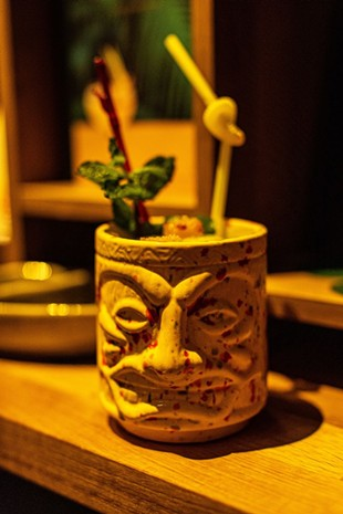 Water Witch heats up Starland with retro tiki vibe, inventive cocktails