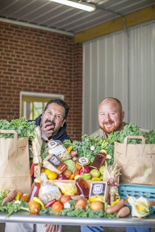 Local Farmbag: Fresh produce, direct to you