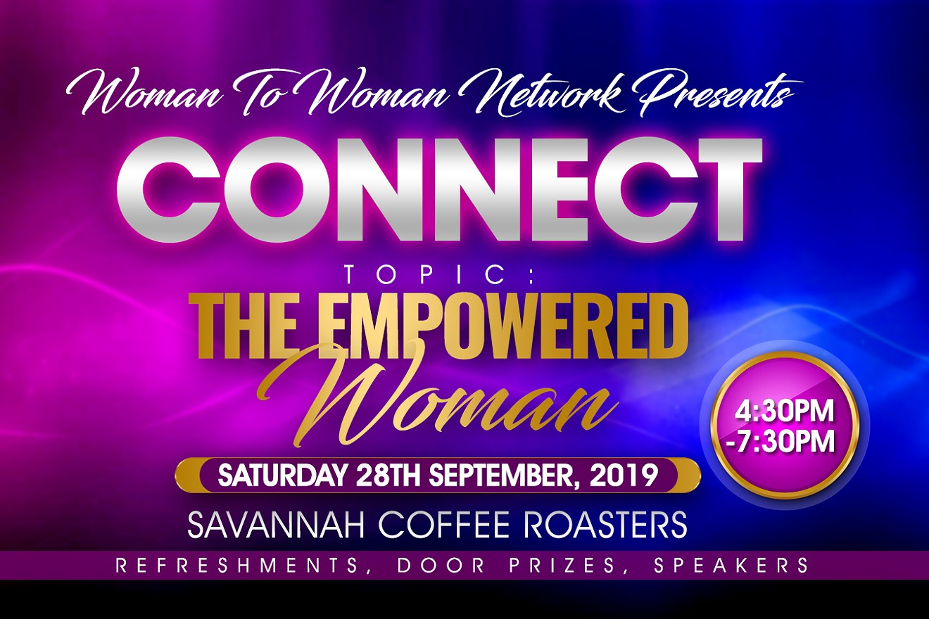 Connect - The Empowered Woman