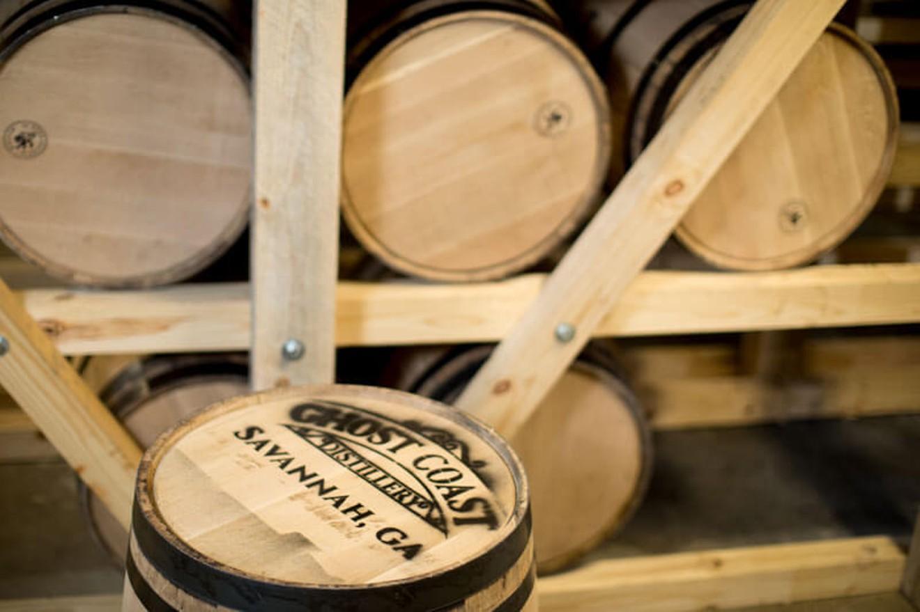Ghost Coast Distillery | Savannah-Downtown | Brewery | Bars