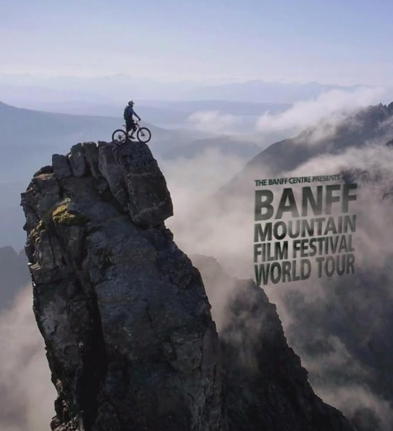 Banff Mountain Film Festival Savannah