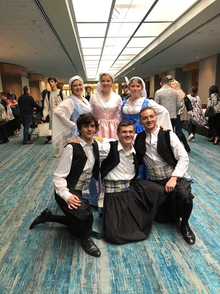 Several different troupes will perform traditional Greek dancing.