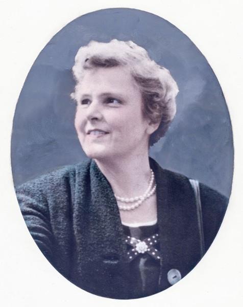 Alida Harper Fowlkes.