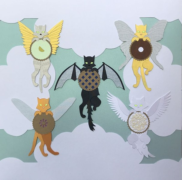 """""""Flying Cat Bakery (If Only No. 12)"""""""
