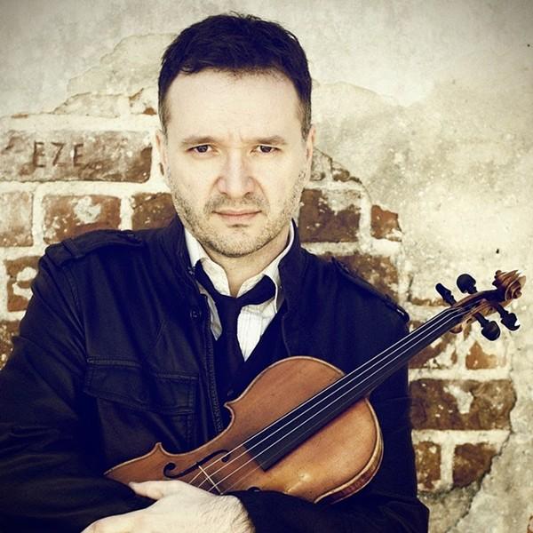 Sinisa Ciric, concertmaster