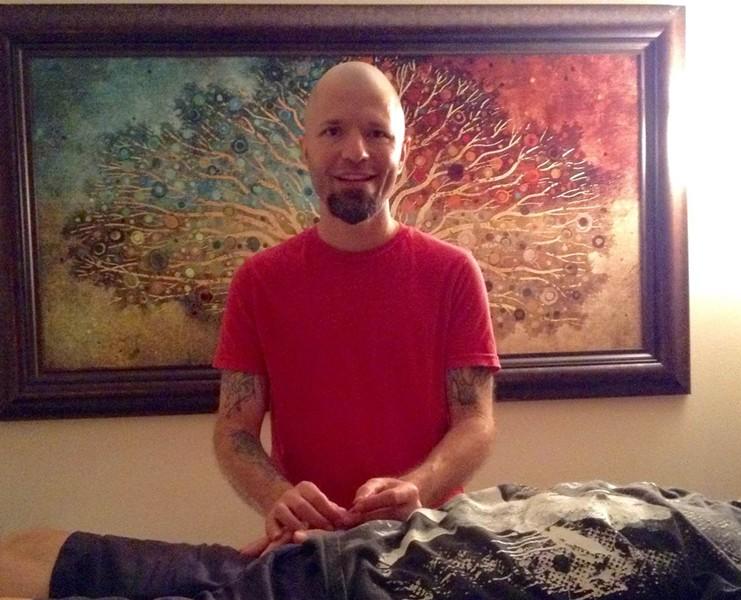 Acupuncturist Jeffrey Schifanelli